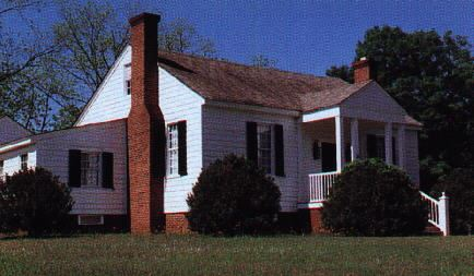Pettigrew White Stamps House
